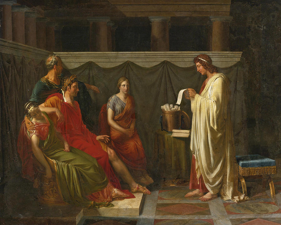 This image has an empty alt attribute; its file name is virgil-reading-his-aeneid-to-augustus-jean-bruno-gassies.jpg
